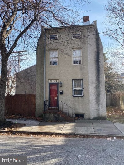 583 Orchard Street, Baltimore, MD 21201 - #: MDBA495140