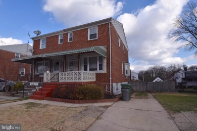 5901 Plumer Avenue, Baltimore, MD 21206 - #: MDBA495168