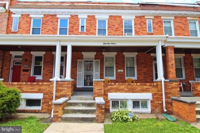 3311 Ramona Avenue, Baltimore, MD 21213 - #: MDBA495176