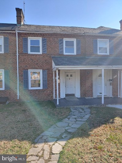 5221 Harford Road, Baltimore, MD 21214 - #: MDBA495184