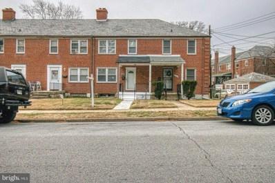 3910 Tivoly Avenue, Baltimore, MD 21218 - #: MDBA495188