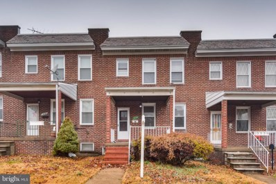 3534 Cliftmont Avenue, Baltimore, MD 21213 - #: MDBA495262
