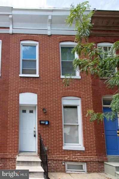 1116 Washington Boulevard, Baltimore, MD 21230 - #: MDBA495272