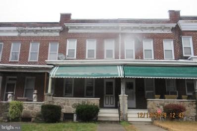2307 N Rosedale Street, Baltimore, MD 21216 - #: MDBA495296