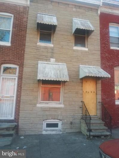 210 S Smallwood Street, Baltimore, MD 21223 - #: MDBA495306