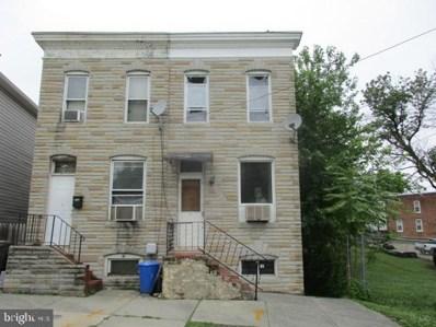 3020 Stafford Street, Baltimore, MD 21223 - #: MDBA495322