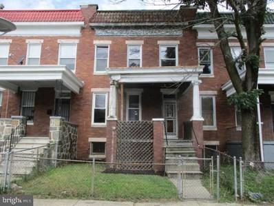 724 N Grantley Street, Baltimore, MD 21229 - #: MDBA495324