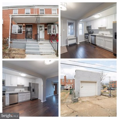3603 MacTavish Avenue, Baltimore, MD 21229 - #: MDBA495372