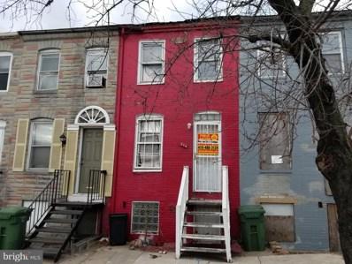 216 S Carey Street, Baltimore, MD 21223 - #: MDBA495400