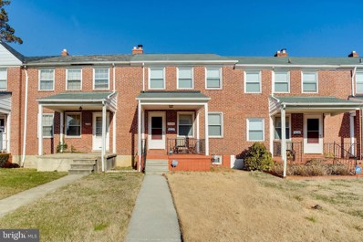 1348 Pentridge Road, Baltimore, MD 21239 - #: MDBA495406