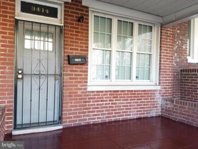 3414 Holmes Avenue, Baltimore, MD 21217 - #: MDBA495412