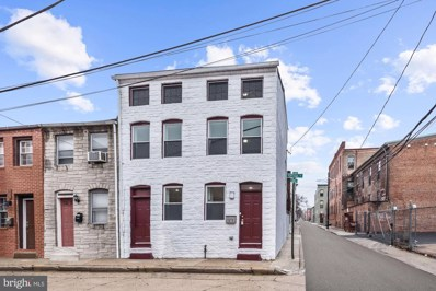 1618 Portugal Street, Baltimore, MD 21231 - #: MDBA495428