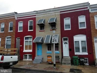 2217 Orem Avenue, Baltimore, MD 21217 - #: MDBA495452