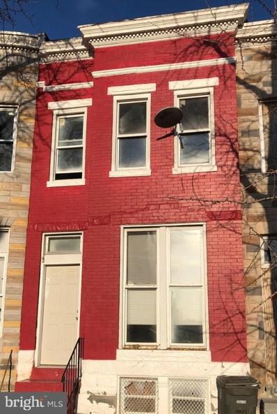 2869 Woodbrook Avenue, Baltimore, MD 21217 - #: MDBA495480