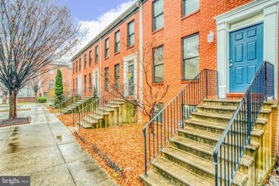 1906 Linden Avenue, Baltimore, MD 21217 - #: MDBA495550