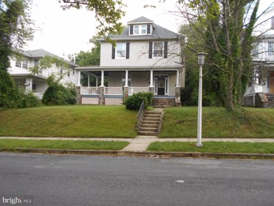 3412 Duvall Avenue, Baltimore, MD 21216 - #: MDBA495562