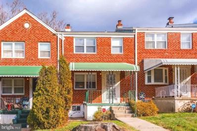 1045 Cooks Lane, Baltimore, MD 21229 - #: MDBA495636