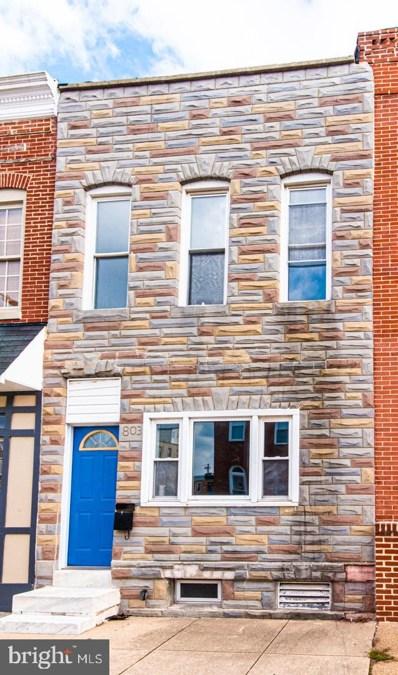 803 S Ellwood Avenue, Baltimore, MD 21224 - #: MDBA495642