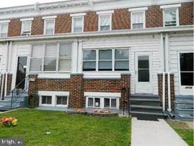 3713 3RD Street, Baltimore, MD 21225 - #: MDBA495654