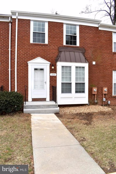 1020 Dartmouthglen Way, Baltimore, MD 21212 - #: MDBA495752