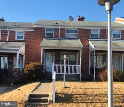 4723 Williston Street, Baltimore, MD 21229 - #: MDBA495796