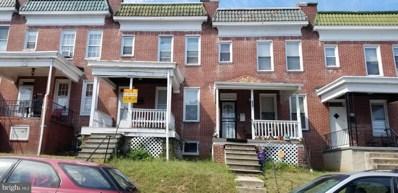 756 N Edgewood Street, Baltimore, MD 21229 - #: MDBA495812