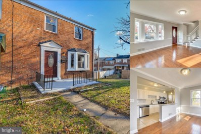 1372 Sherwood Avenue, Baltimore, MD 21239 - #: MDBA495826