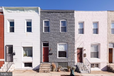 2637 Hampden Avenue, Baltimore, MD 21211 - #: MDBA495832
