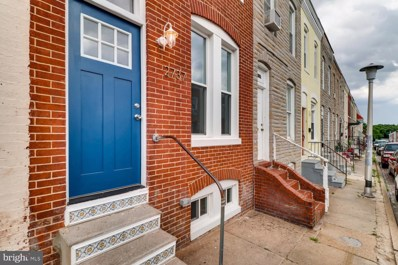 2737 Miles Avenue, Baltimore, MD 21211 - #: MDBA495854