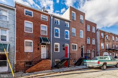 506 Wyeth Street, Baltimore, MD 21230 - #: MDBA495968
