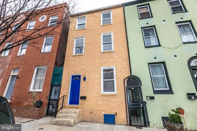 111 S Washington Street, Baltimore, MD 21231 - MLS#: MDBA495982