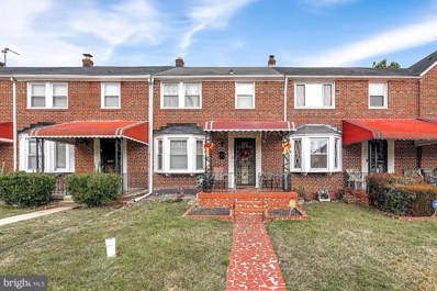 1356 Winston Avenue, Baltimore, MD 21239 - #: MDBA496032