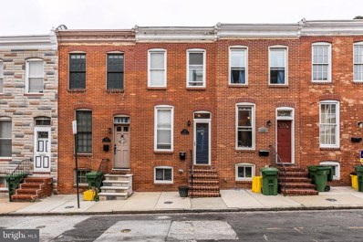 114 E Clement Street, Baltimore, MD 21230 - #: MDBA496062
