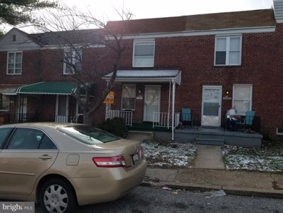 3223 Kentucky Avenue, Baltimore, MD 21213 - #: MDBA496080