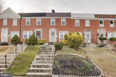 4027 Balfern Avenue, Baltimore, MD 21213 - #: MDBA496086