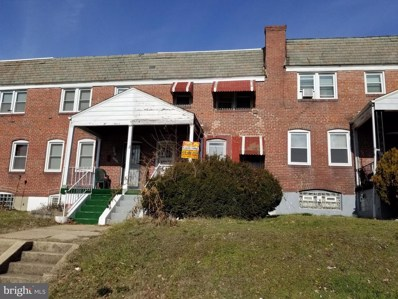 2424 W Lexington Street, Baltimore, MD 21223 - #: MDBA496094