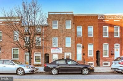 2604 Hudson Street, Baltimore, MD 21224 - #: MDBA496100
