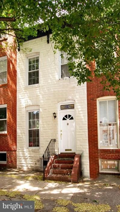 1610 S Charles Street, Baltimore, MD 21230 - #: MDBA496146