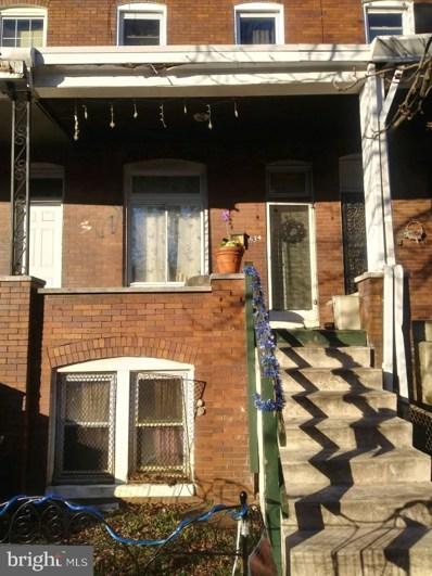 1534 E 28TH Street, Baltimore, MD 21218 - #: MDBA496150