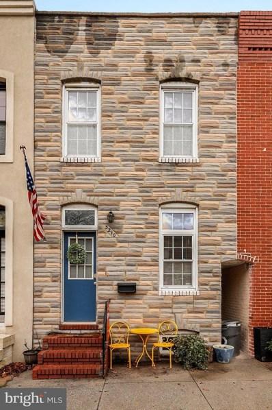 3210 Elliott Street, Baltimore, MD 21224 - #: MDBA496156