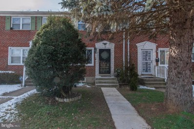 4877 Melbourne Road, Baltimore, MD 21229 - #: MDBA496158