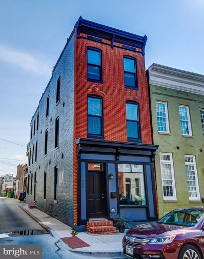 309 E Cross Street, Baltimore, MD 21230 - #: MDBA496188