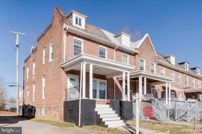 3726 Woodhaven Avenue, Baltimore, MD 21216 - #: MDBA496212