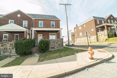 3101 Brendan Avenue, Baltimore, MD 21213 - #: MDBA496236
