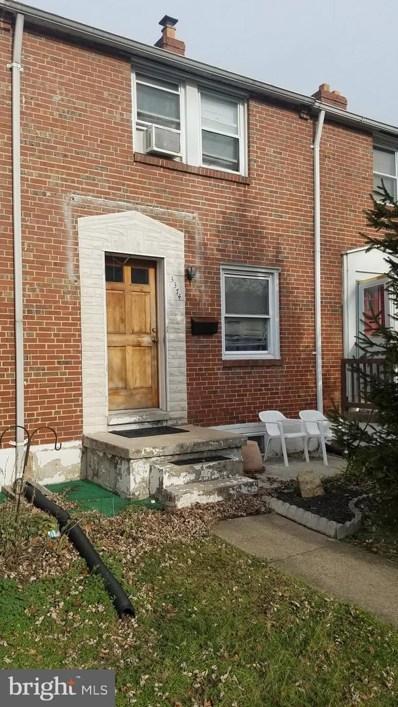 3374 Saint Benedict Street, Baltimore, MD 21229 - #: MDBA496290