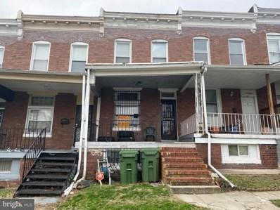 606 Denison Street, Baltimore, MD 21229 - #: MDBA496312