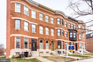 2329 Linden Avenue, Baltimore, MD 21217 - #: MDBA496412