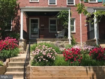 902 Chestnut Hill Avenue, Baltimore, MD 21218 - #: MDBA496438