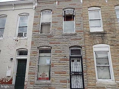 2652 Miles Avenue, Baltimore, MD 21211 - #: MDBA496444