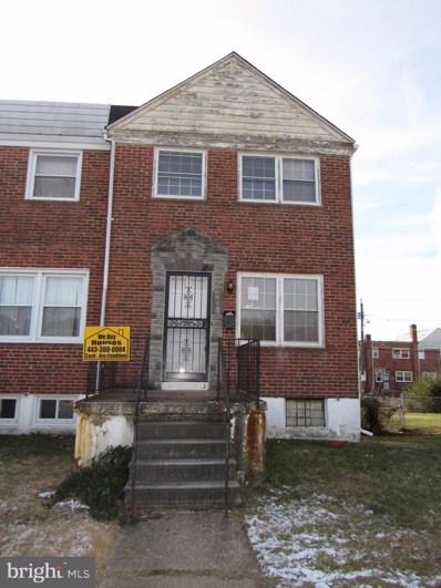 4601 Shamrock Avenue, Baltimore, MD 21206 - #: MDBA496458
